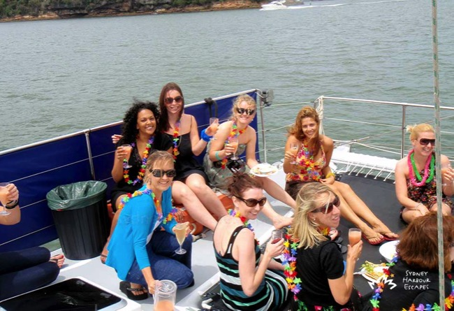 Imagine Girls Enjoying Cruising