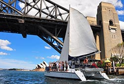 Imagine Harbour Bridge