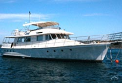 JOHN OXLEY 80' Luxury Motor Yacht Corporate Charter