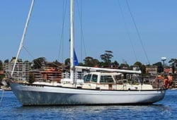 KATRINA 40' Cruising Yacht New Year's Eve Charter