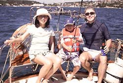 Katrina Family Sail
