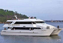 LADY ROSE 78' Triple Deck Catamaran Private Charter