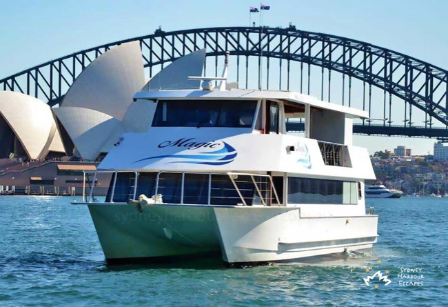 MAGIC 66' Australia Day Catamaran Charter