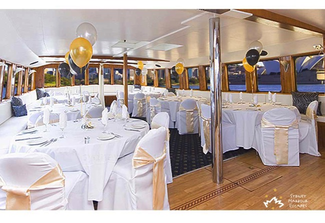 Mv Sydney Wedding Dining