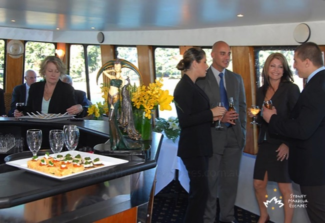 MV Sydney Canapes and Drinks