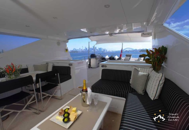 Oscar 2 Deck Lounges