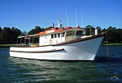 PUTNEY STAR 48' Traditional Fishing Charter Vessel Fishing Charter