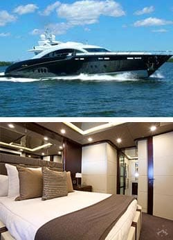 QUANTUM 120' Warren Superyacht Overnight Charter