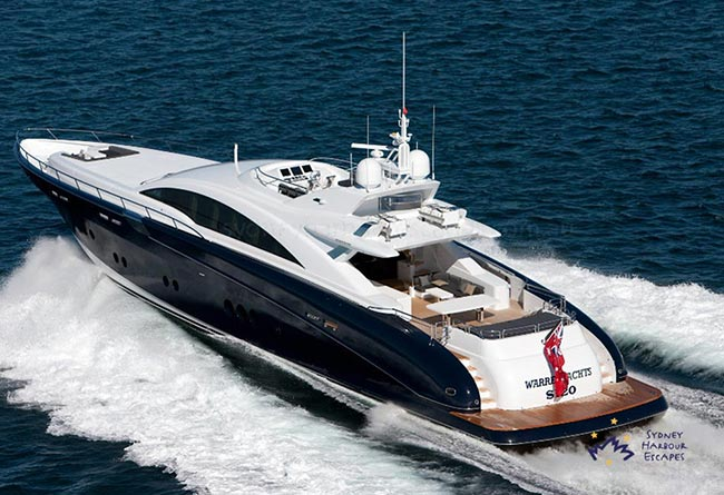 Quantum private charter