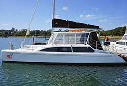 ROCKFISH 1 34' 1050 Seawind Catamaran Private Charter