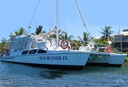 RUM RUNNER  47' Sailing Catamaran New Years Eve Ticketed Cruise