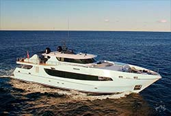 SAHANA 120' Super Yacht Corporate Charter Cruise