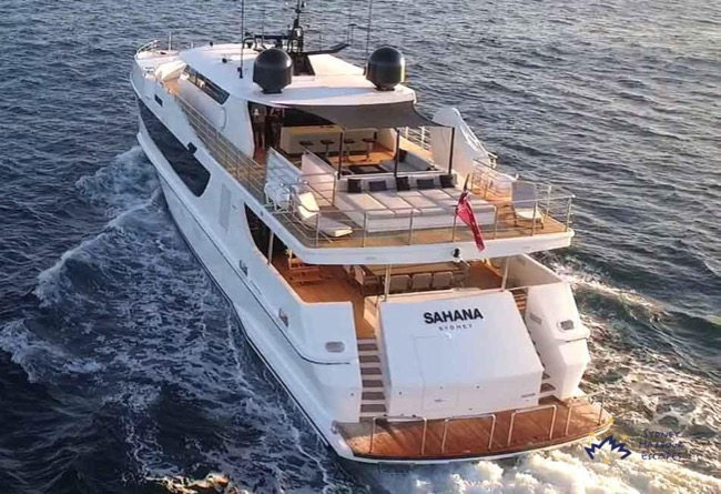 SAHANA Sahana Boat Hire - Corporate Event Cruises - Sydney Harbour