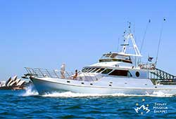 SEA ESCAPE 75' Cruiser Private New Year's Eve Boat Tickets