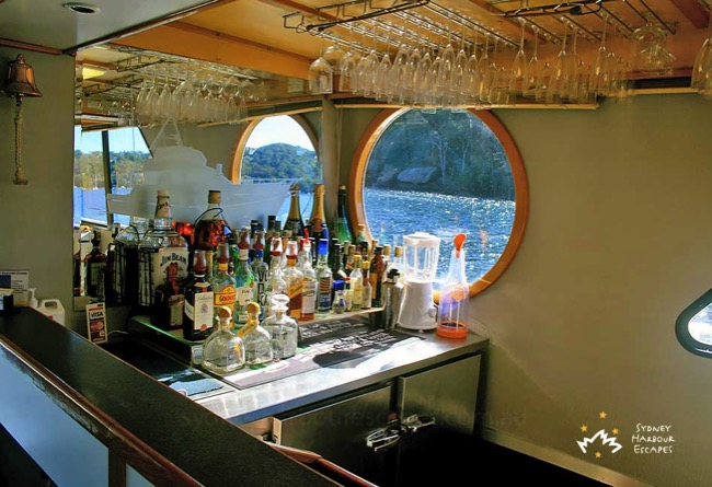 Sea Escape Bar