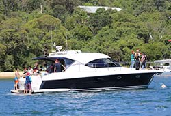 Seaduction Corporate Christmas Charter