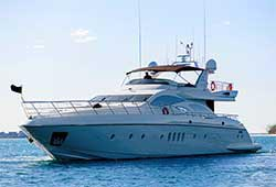 SEVEN STAR 98' Luxury Yacht Corporate Charter