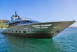 SHADOW 77' Luxury Motor Yacht Private Charter
