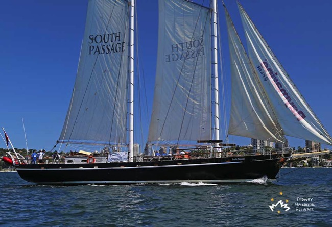 SOUTH PASSAGE 100' Classic Schooner NYE Tickets