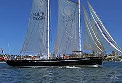 South Passage Sailing