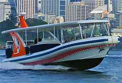 SPIRIT OF ADVENTURE Spirit of Adventure Transfer Charter