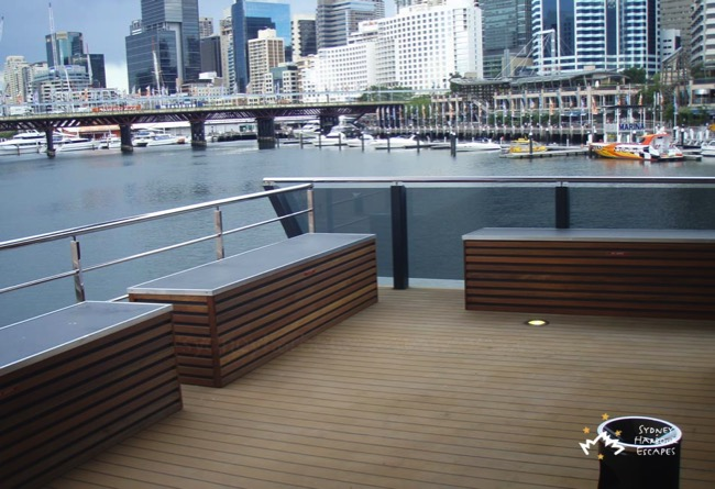 Starship Sydney top deck 2