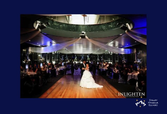 Starship Sydney wedding dance