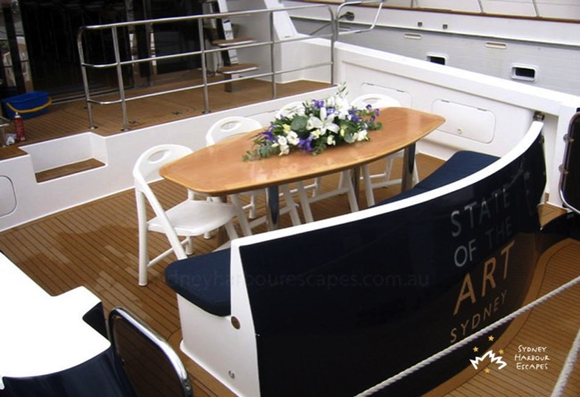 State Of The Art Stern Flower