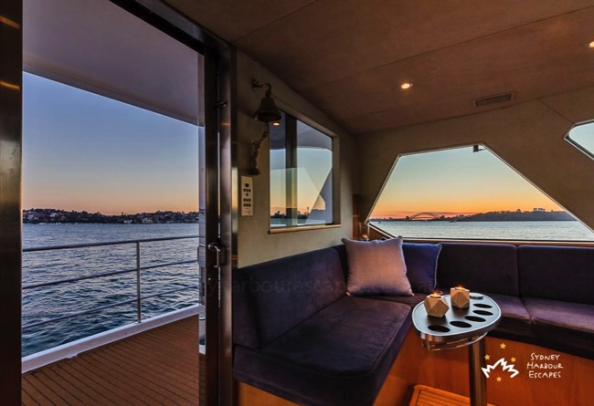 State Of The Art Evening Charter