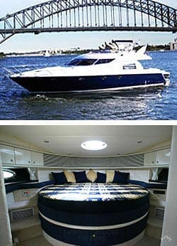 SUNSEEKER 62' Predator Sunseeker Luxury Overnight Charter