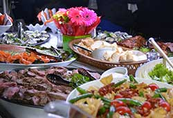 Sydney Sundancer Catering Options