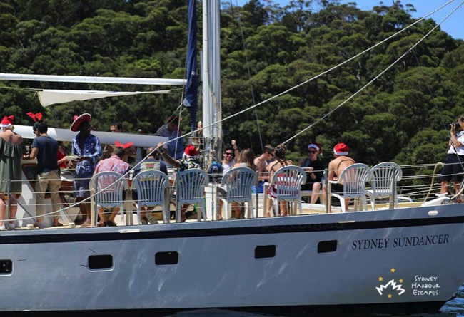 Sydney Sundancer Christmas Cruises