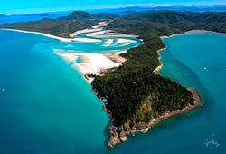 Sydney Sundancer Whitsundays from top