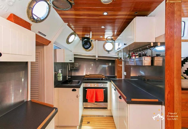 Sydneysider Kitchen