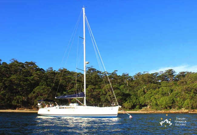 TOUS ENSEMBLE 49' Jeanneau Sun Odyssey Sailing Corporate Yacht