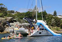 Boats Hire for under 36 guests in Sydney