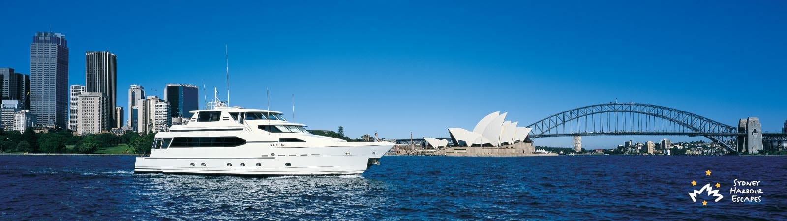 luxury charter boat sydney harbour - photo#25