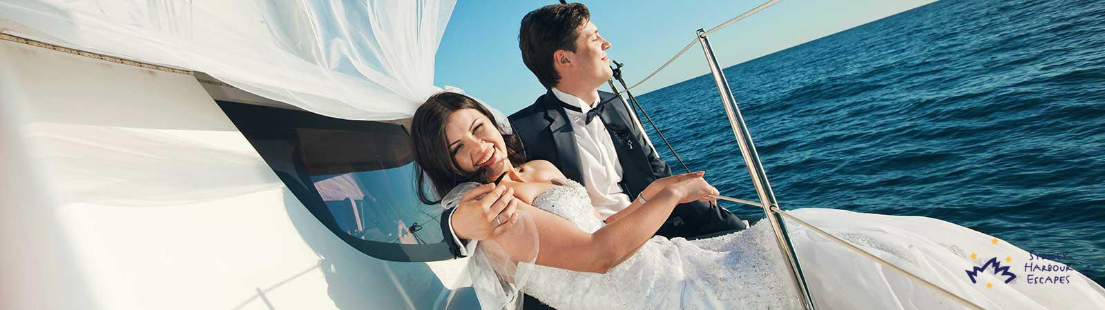 Wedding Boat Venue Sydney